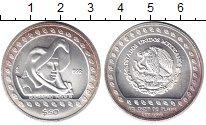 Изображение Монеты Мексика 50 песо 1992 Серебро XF