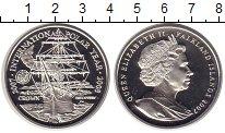Изображение Монеты Великобритания Фолклендские острова 1 крона 2007 Медно-никель UNC