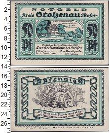 Изображение Банкноты Германия : Нотгельды 50 пфеннигов 1921  XF Выпуск 1 мая 1921 г.