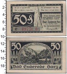 Изображение Банкноты Германия : Нотгельды 50 пфеннигов 1921  XF Выпуск 13 мая 1921 г