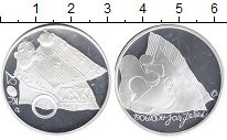 Изображение Монеты Европа Чехия 200 крон 2006 Серебро Proof-