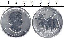 Изображение Мелочь Канада 5 долларов 2012 Серебро UNC-