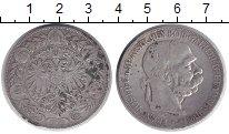 Изображение Монеты Европа Австрия 5 крон 1900 Серебро VF-