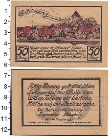 Изображение Банкноты Германия : Нотгельды 50 пфеннигов 1923  XF