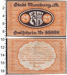 Изображение Банкноты Германия : Нотгельды 25 пфеннигов 1921  XF