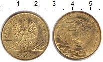 Изображение Монеты Европа Польша 2 злотых 2010 Латунь XF
