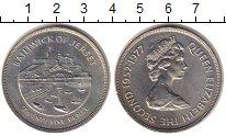 Изображение Монеты Остров Джерси 25 пенсов 1977 Медно-никель XF
