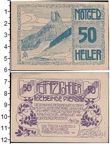 Изображение Банкноты Европа Германия : Нотгельды 50 геллеров 1920  XF