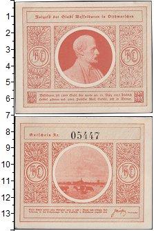 Изображение Банкноты Германия : Нотгельды 50 пфеннигов 0  XF