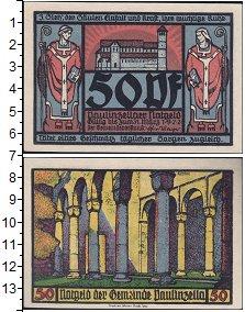 Изображение Банкноты Германия : Нотгельды 50 пфеннигов 1922  XF