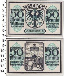 Изображение Банкноты Германия : Нотгельды 50 пфеннигов 1918  XF