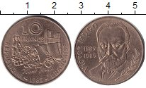 Изображение Монеты Европа Франция 10 франков 1985 Медь XF