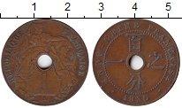 Изображение Монеты Индокитай 1 цент 1930 Медь VF