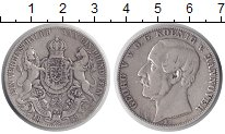 Изображение Монеты Германия Ганновер 1 талер 1859 Серебро XF