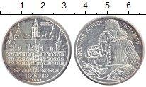 Изображение Монеты Австрия 10 евро 2002 Серебро UNC-