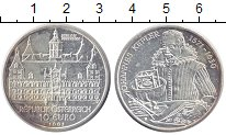Изображение Монеты Европа Австрия 10 евро 2002 Серебро UNC-