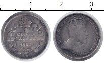 Изображение Монеты Северная Америка Канада 5 центов 1903 Серебро VF