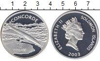 Изображение Монеты Австралия и Океания Соломоновы острова 25 долларов 2003 Серебро Proof-