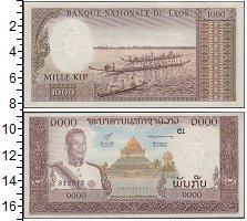 Изображение Банкноты Азия Лаос 1000 кип 0  XF