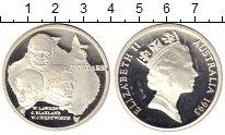 Изображение Монеты Австралия 5 долларов 1993 Серебро Proof