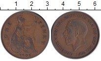 Изображение Монеты Европа Великобритания 1 пенни 1936 Бронза XF