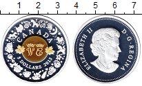 Изображение Монеты Северная Америка Канада 5 долларов 2013 Серебро Proof