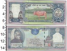 Изображение Банкноты Непал 250 рупий 0  UNC