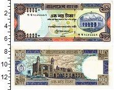 Изображение Банкноты Бангладеш 100 так 0  UNC-