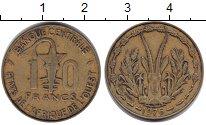 Изображение Монеты Западная Африка 10 франков 1976 Медь XF