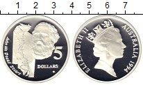 Изображение Монеты Австралия и Океания Австралия 5 долларов 1994 Серебро Proof