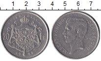 Изображение Монеты Европа Бельгия 20 франков 1932 Никель XF