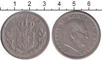 Изображение Монеты Европа Дания 5 крон 1965 Медно-никель XF