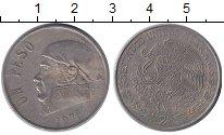 Изображение Дешевые монеты Мексика 1 песо 1978 Медно-никель VF