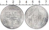 Изображение Монеты Европа Австрия 100 шиллингов 1976 Серебро UNC