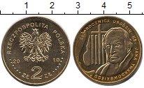 Изображение Монеты Польша 2 злотых 2010 Медь UNC