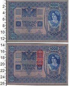 Изображение Банкноты Австрия 1000 крон 0  XF+