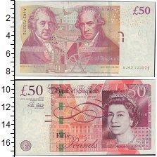 Изображение Банкноты Европа Великобритания 50 фунтов 0  UNC