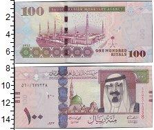 Изображение Банкноты Саудовская Аравия 100  риал 2012  XF