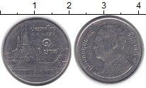 Изображение Дешевые монеты Таиланд 1 бат 2013 Медно-никель XF