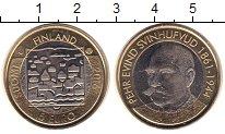Изображение Мелочь Европа Финляндия 5 евро 2016 Биметалл UNC