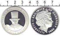 Изображение Монеты Великобритания Гернси 5 фунтов 2006 Серебро Proof