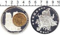 Изображение Монеты Африка Либерия 1 доллар 2002 Посеребрение UNC
