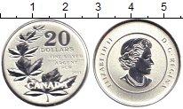 Изображение Монеты Северная Америка Канада 20 долларов 2011 Серебро UNC