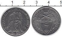 Изображение Монеты Европа Ватикан 50 сентесим 1942 Медно-никель XF