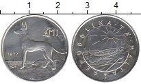 Изображение Монеты Европа Мальта 1 фунт 1977 Серебро XF