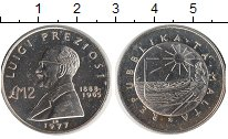 Изображение Монеты Европа Мальта 2 фунта 1977 Серебро XF