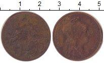 Изображение Монеты Франция 5 сантим 1911 Медь VF