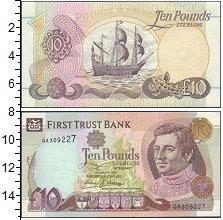 Изображение Банкноты Северная Ирландия 10 фунтов 1998  UNC