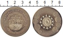 Изображение Монеты Либерия 5 долларов 2004 Медно-никель XF
