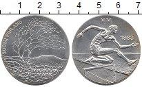 Изображение Монеты Финляндия 50 марок 1983 Серебро UNC